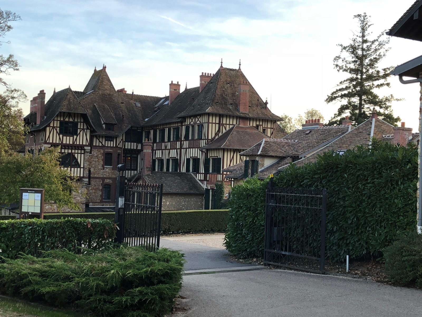 chateau de romainville