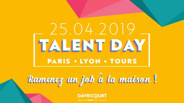 Talent Day DAVRICOURT_Reseaux Sociaux