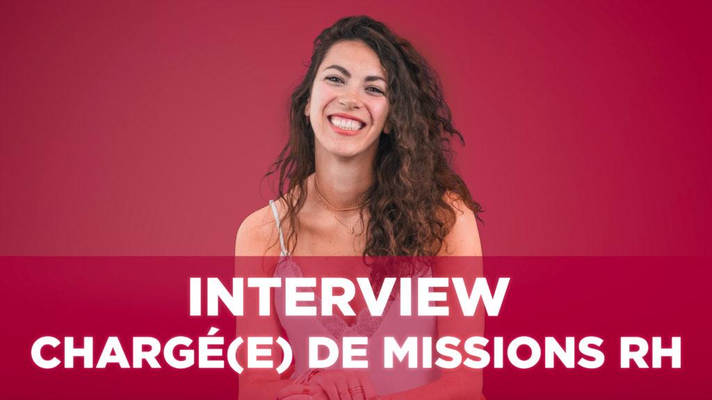 Interview Chargé(e) de Missions RH